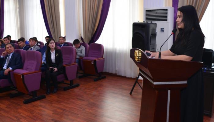 dsc1037 1 - Суд г.Шымкент провел брейнсторминг фабрика идей  «Повышение правовой грамотности граждан»
