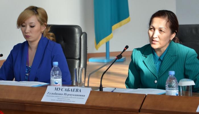 North Kazakhstan regional court gave training workshops for
