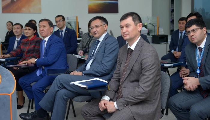 kzh 3486 1 - В Верховном Суде побывали представители Национального совета общественного доверия
