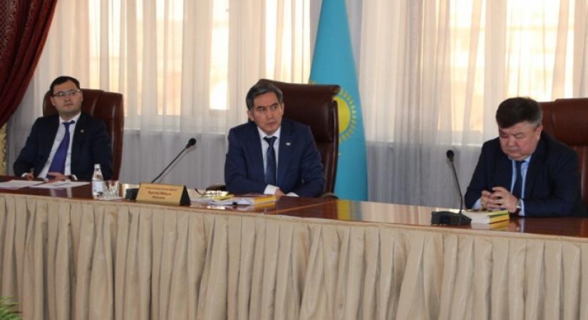 судебная практика Верховный Суд Республики Казахстан В Алматинском городском суде обсудили вопросы признания права собственности на самовольные постройки
